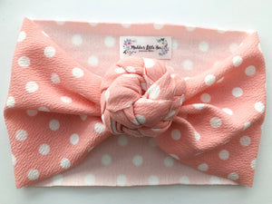 Disney Pink Minnie knot