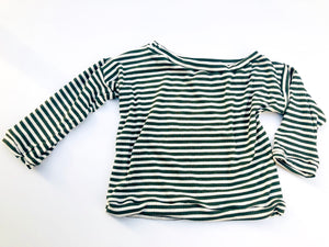 OTS striped tee