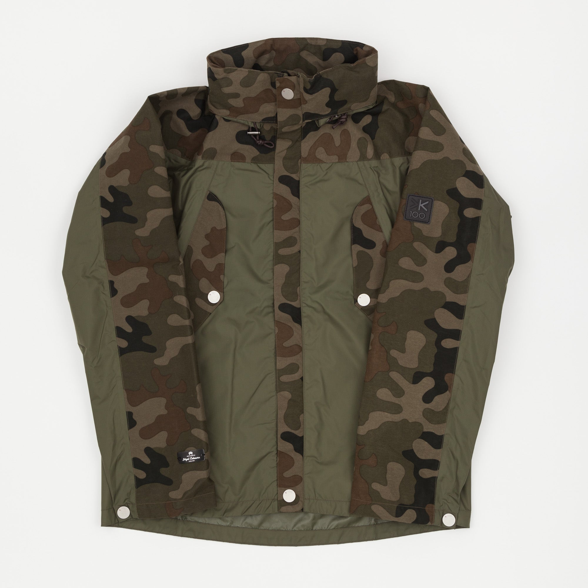 Nigel Cabourn K100 Shell Jacket