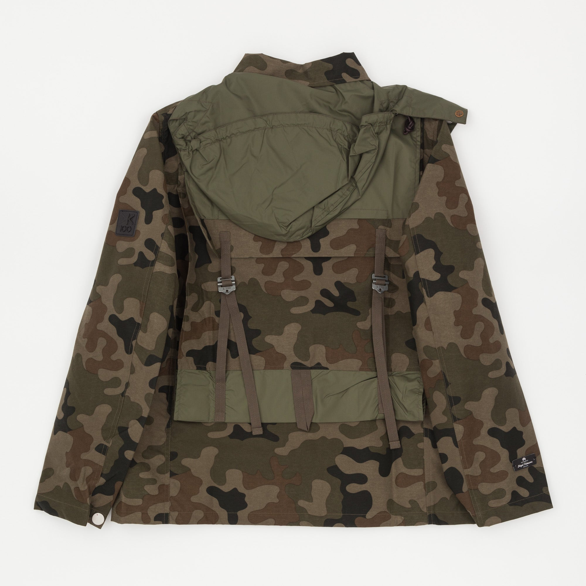 Nigel Cabourn K100 Mountain Rucksack Jacket