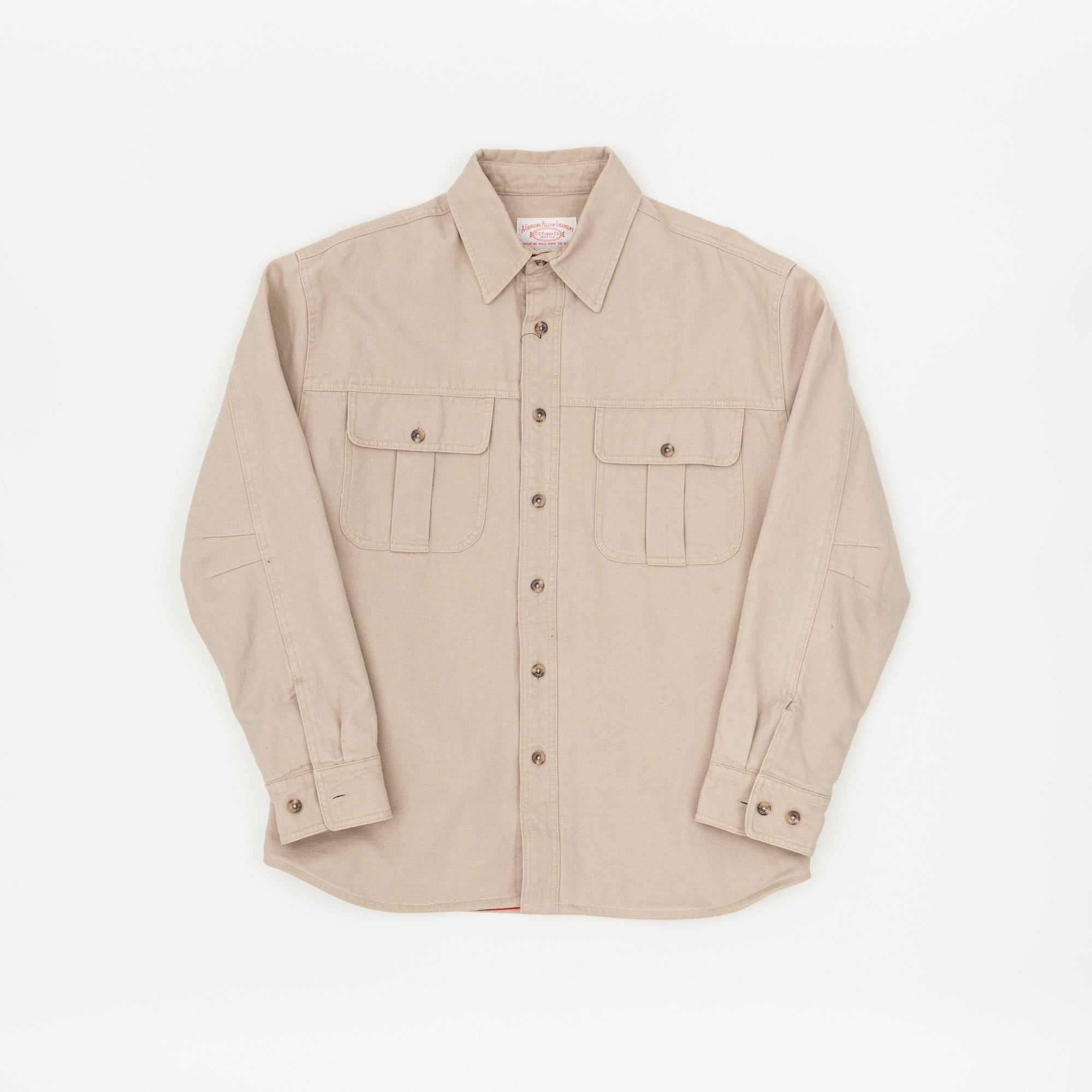 Filson Work Shirt