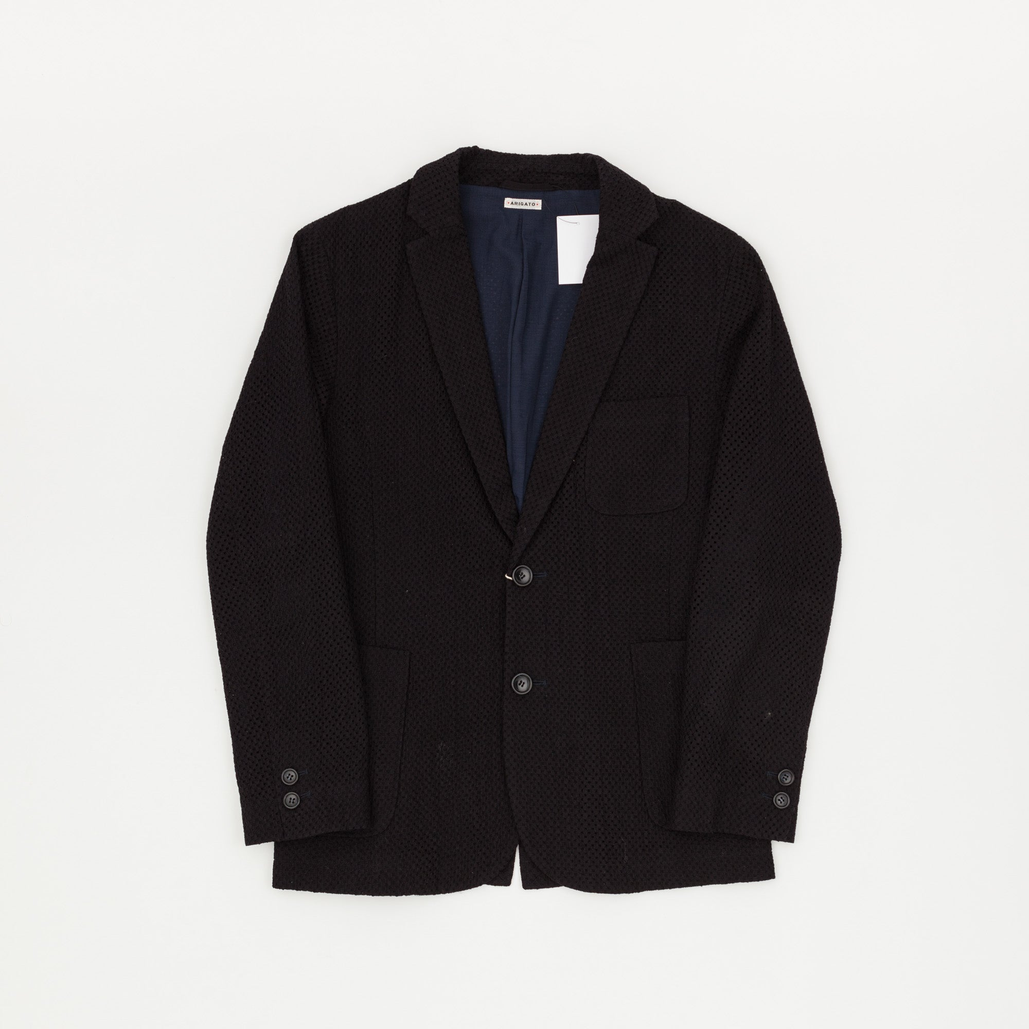 Blue Blue Japan Lined Blazer