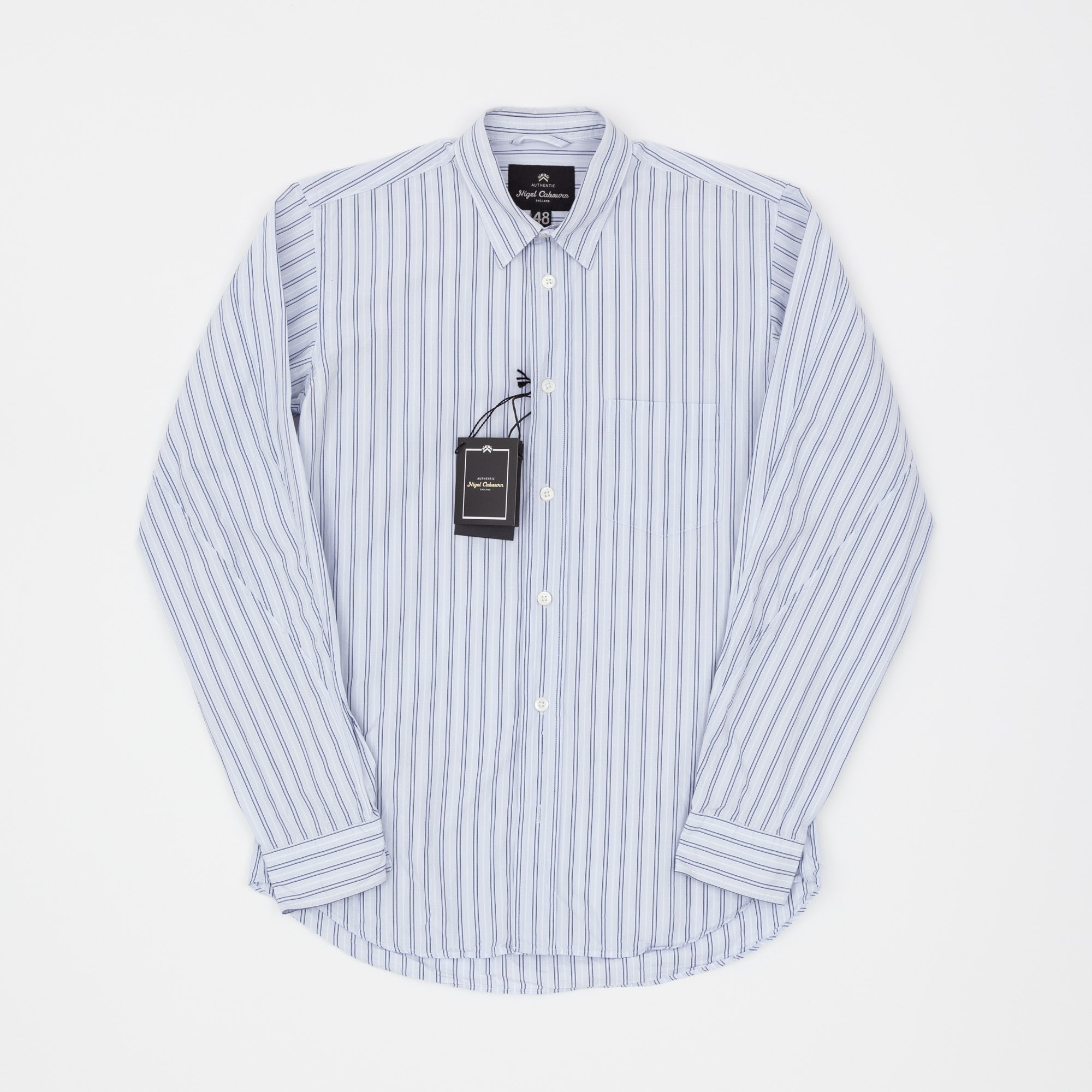 Formal Stripe Shirt