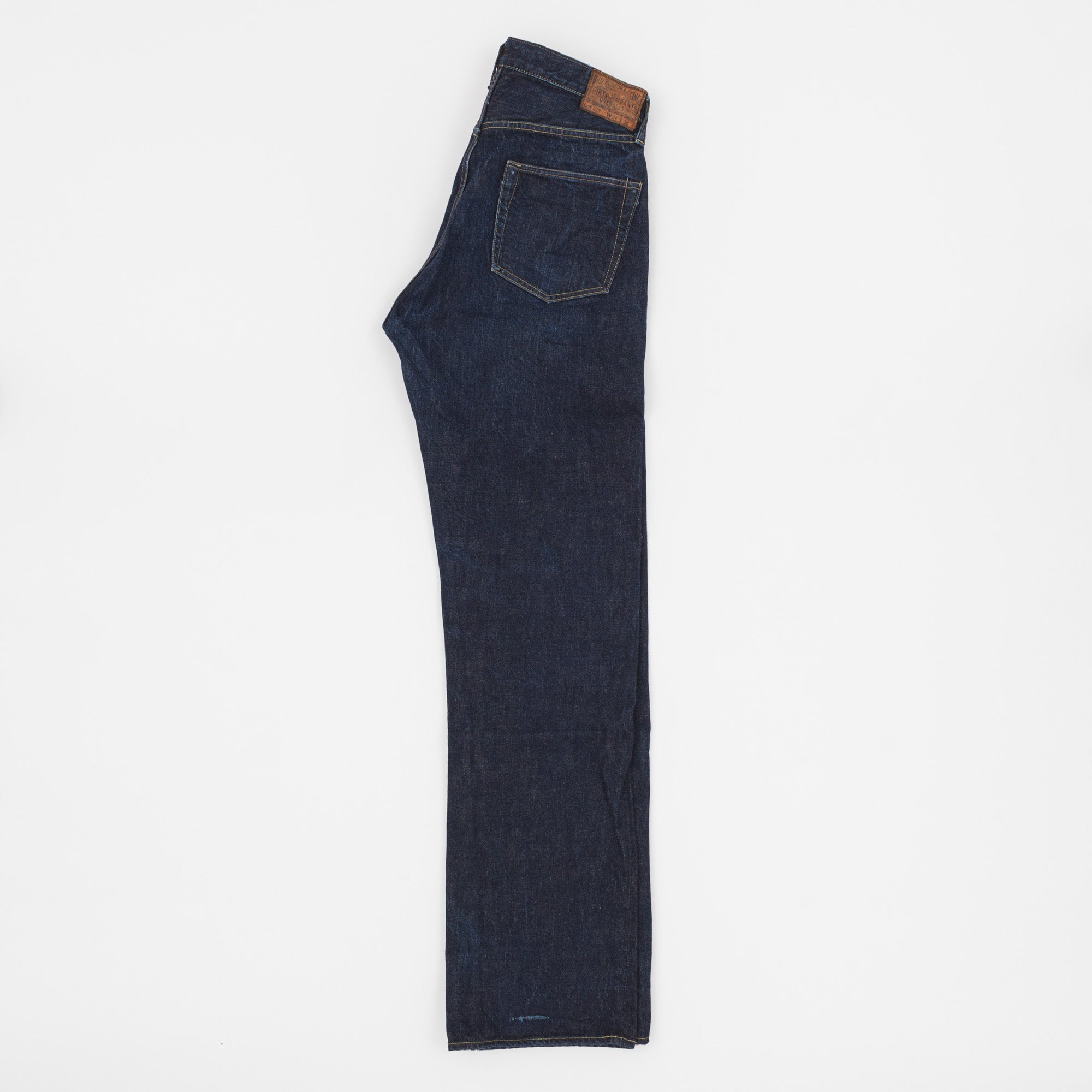 Lot.023 Selvedge Denim