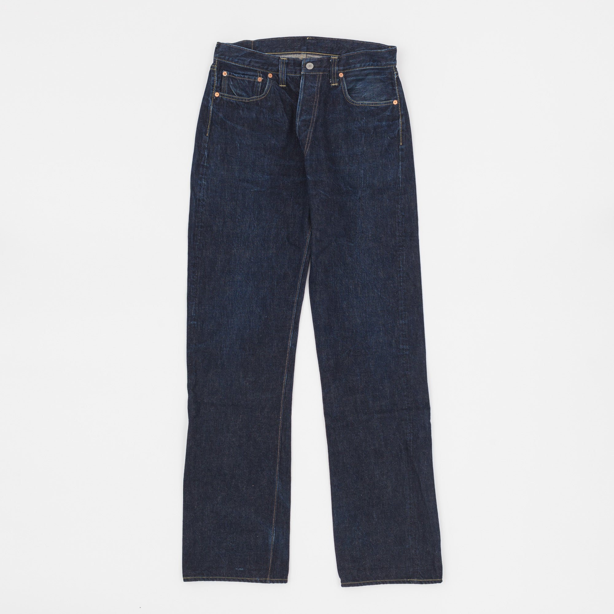Buzz Rickson's Lot.023 Selvedge Denim