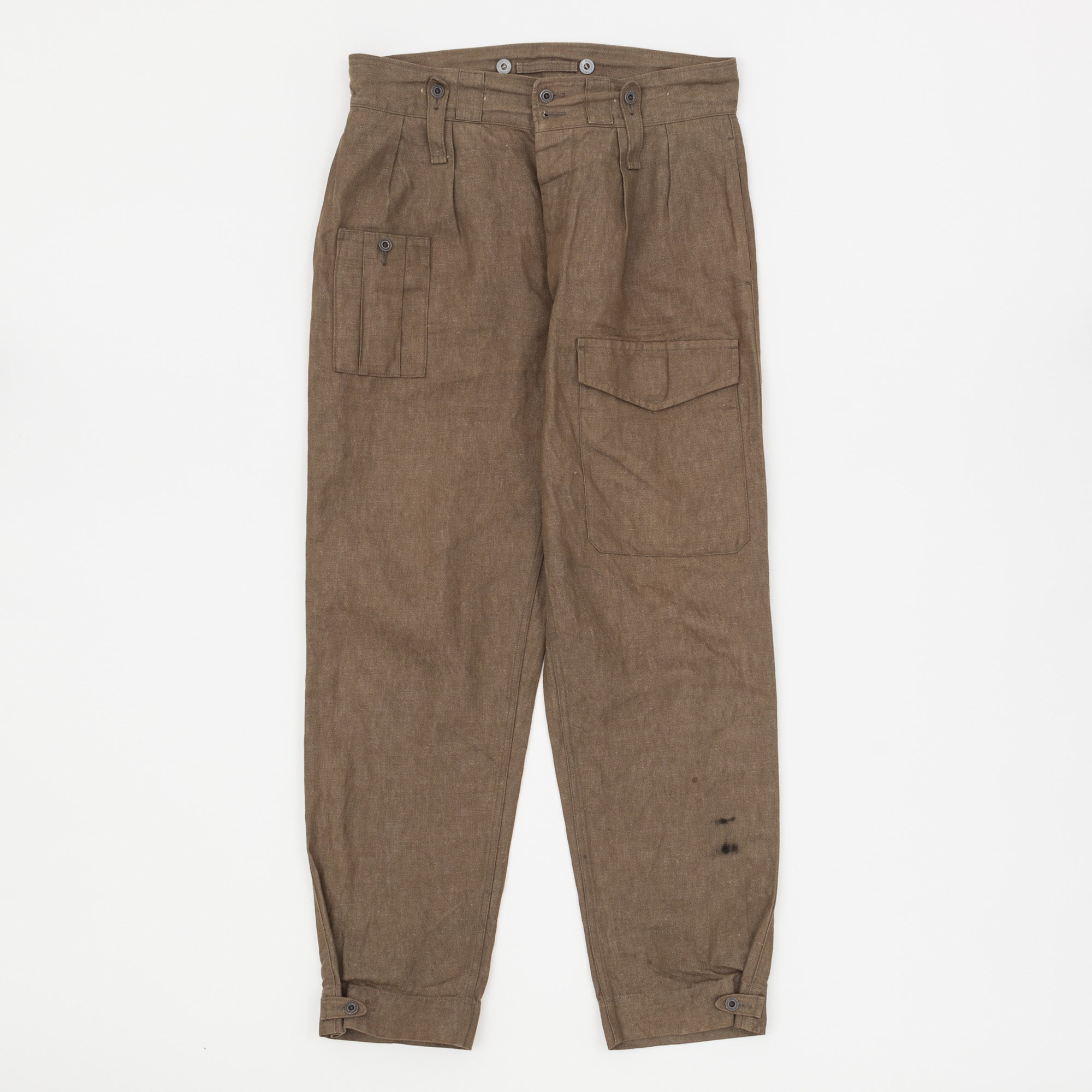 Nigel Cabourn Mainline Battle Dress Trousers