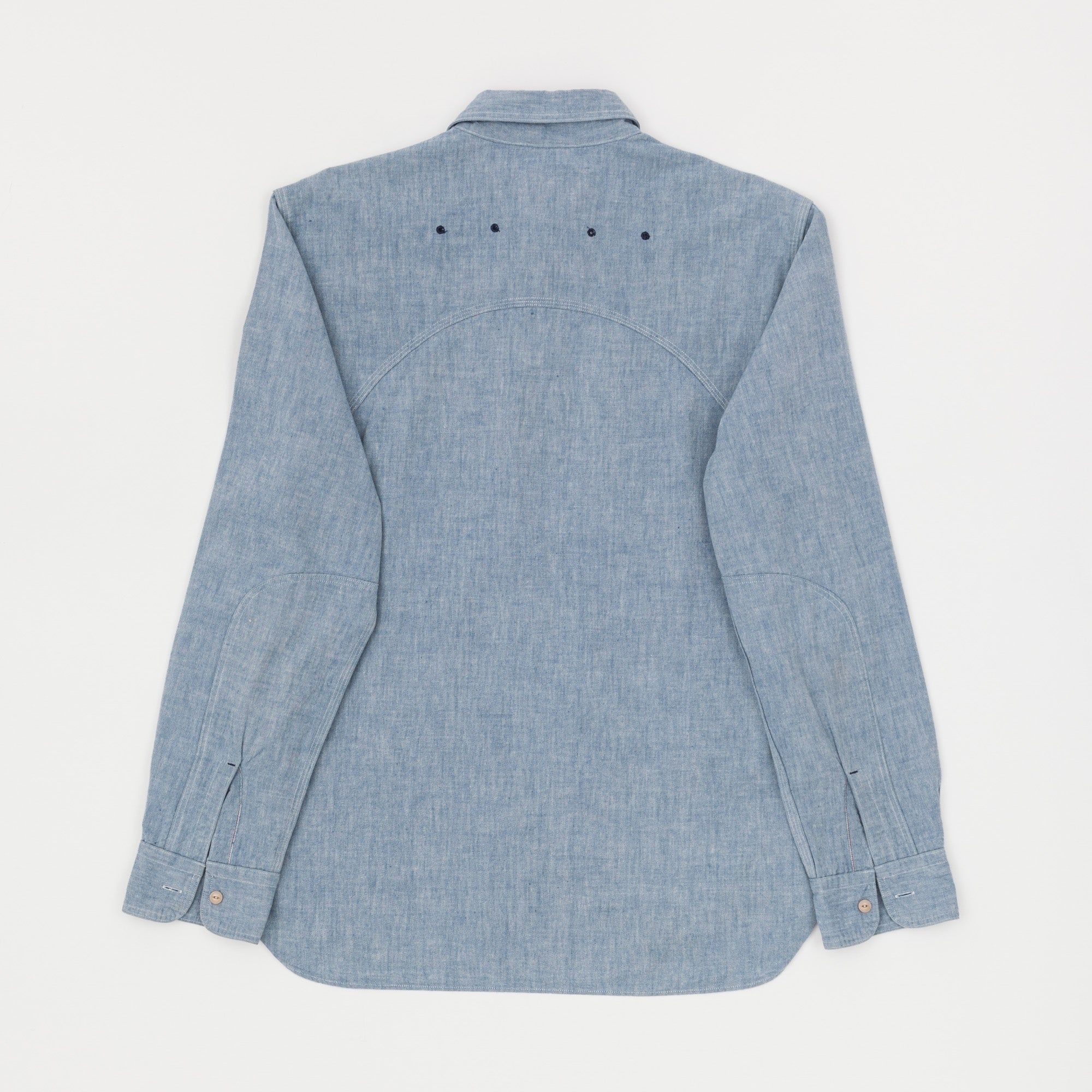 Mainline Denim Medical Shirt