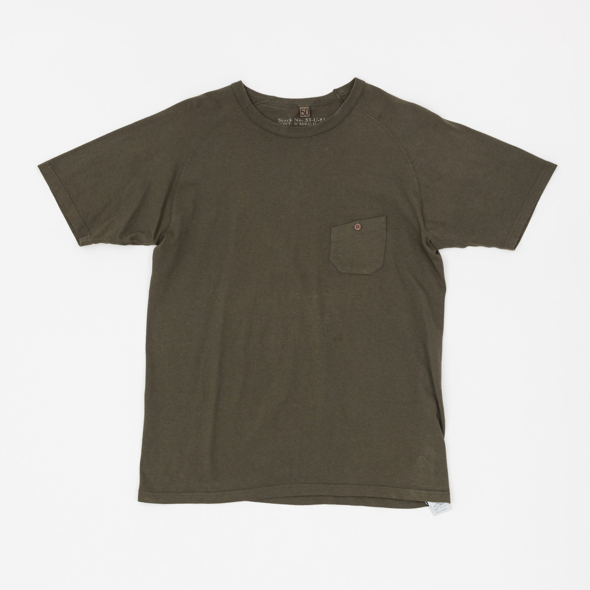 Nigel Cabourn Army T-Shirt