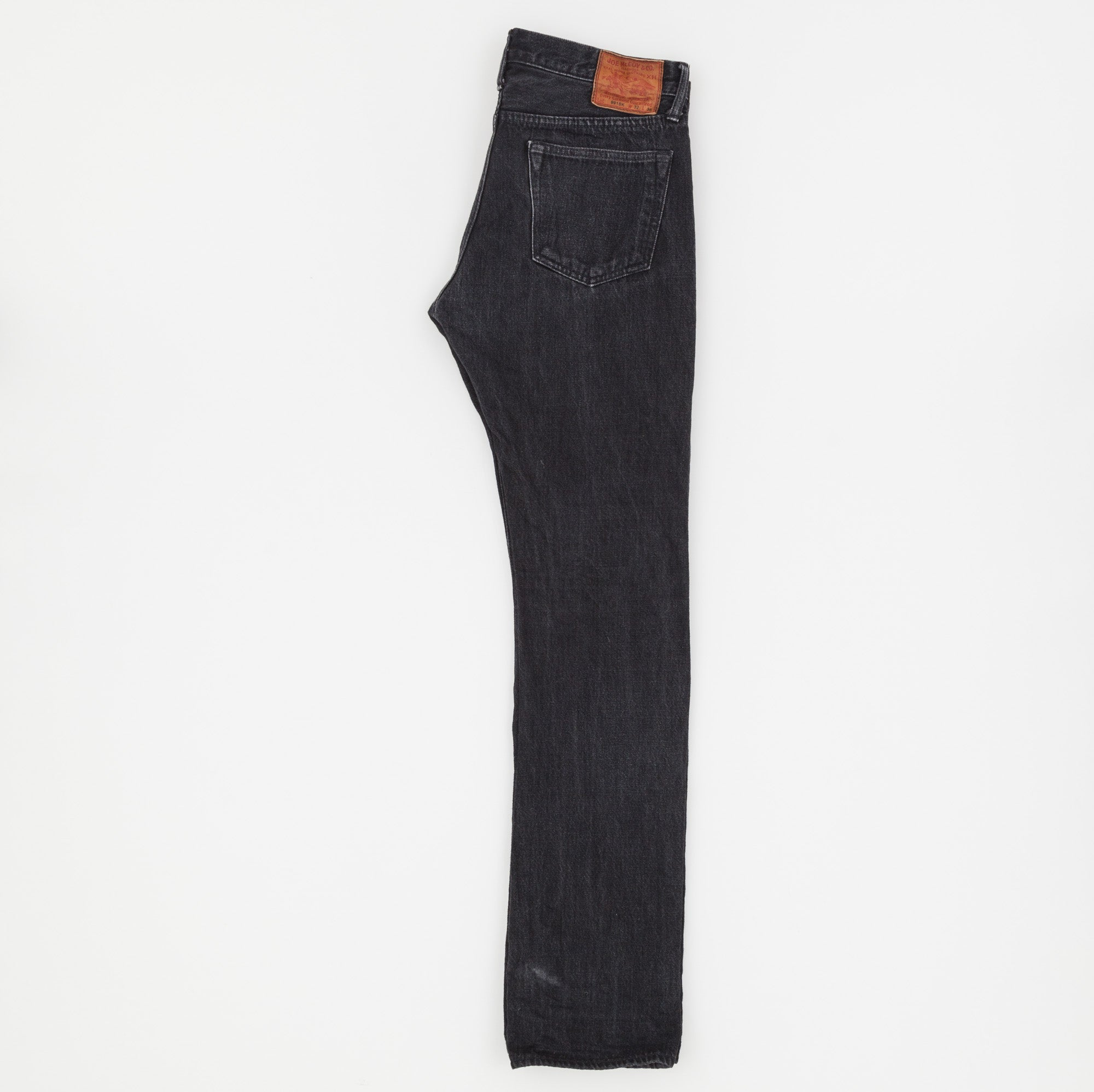 Joe McCoy 991BK Denim