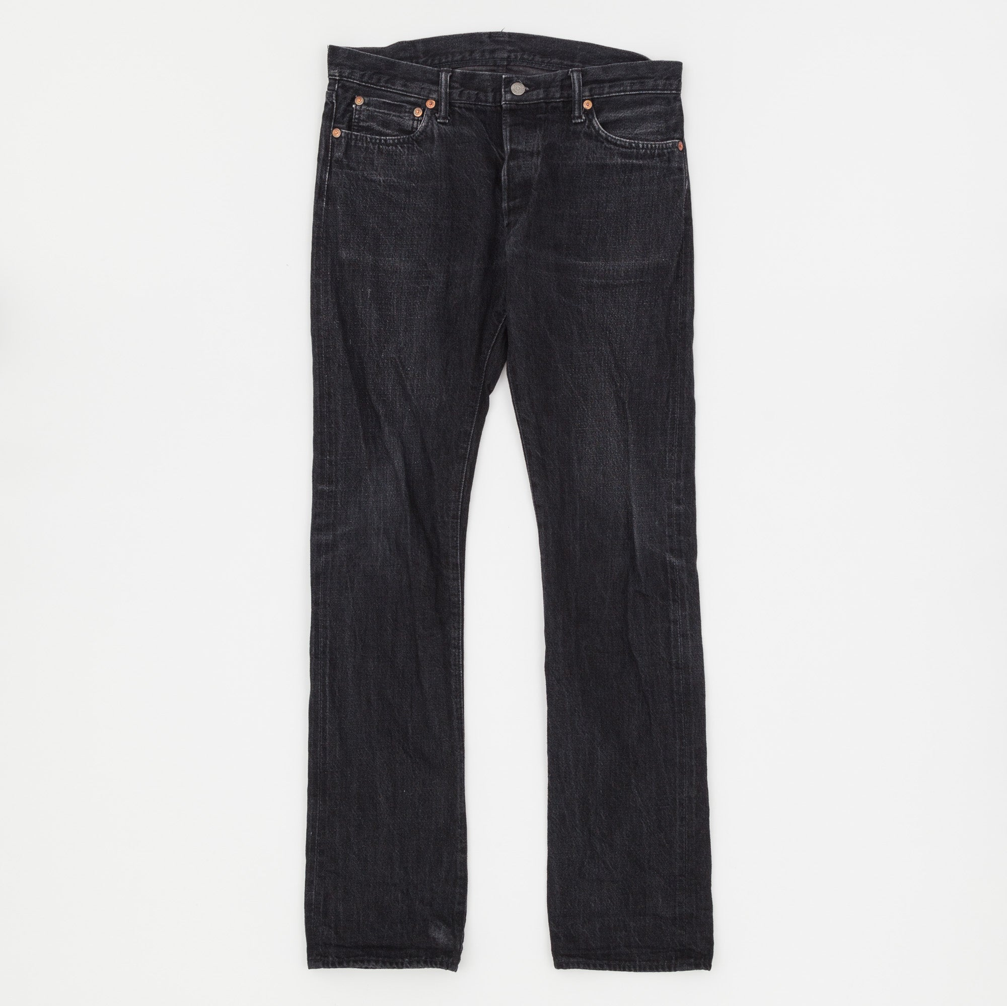 The Real McCoy's Joe McCoy 991BK Denim