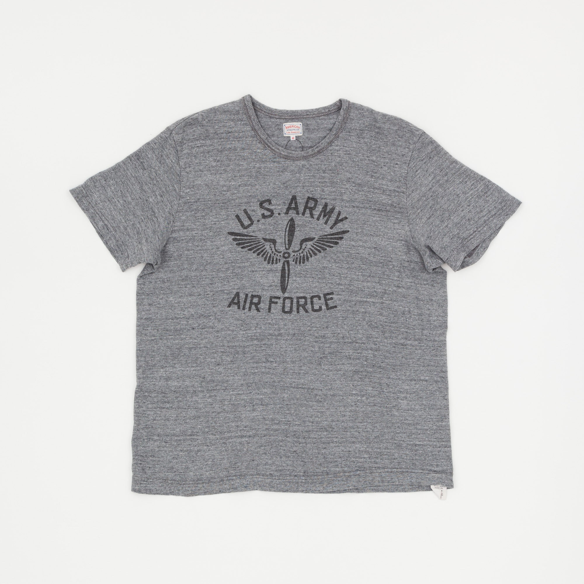The Real McCoy's USAAF Loopwheel T-Shirt