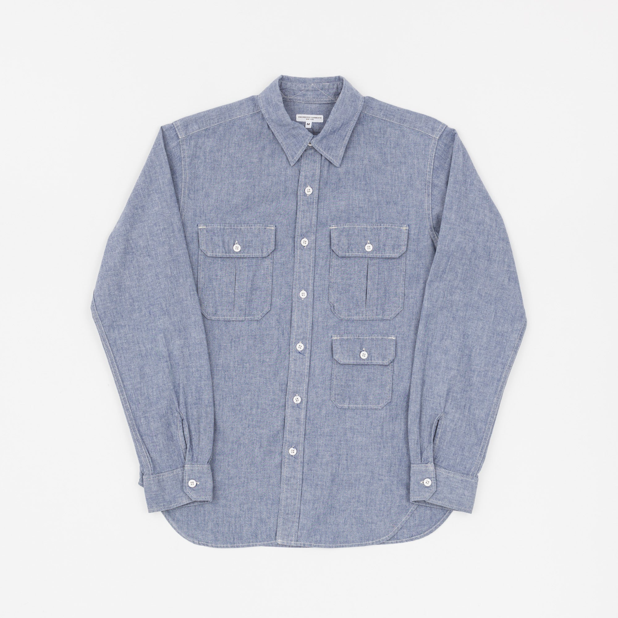 Engineered Garments Chambray Work Shirt