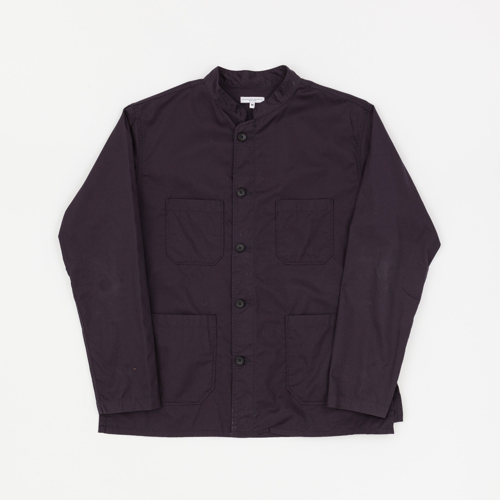Engineered Garments Twill Dayton Overshirt
