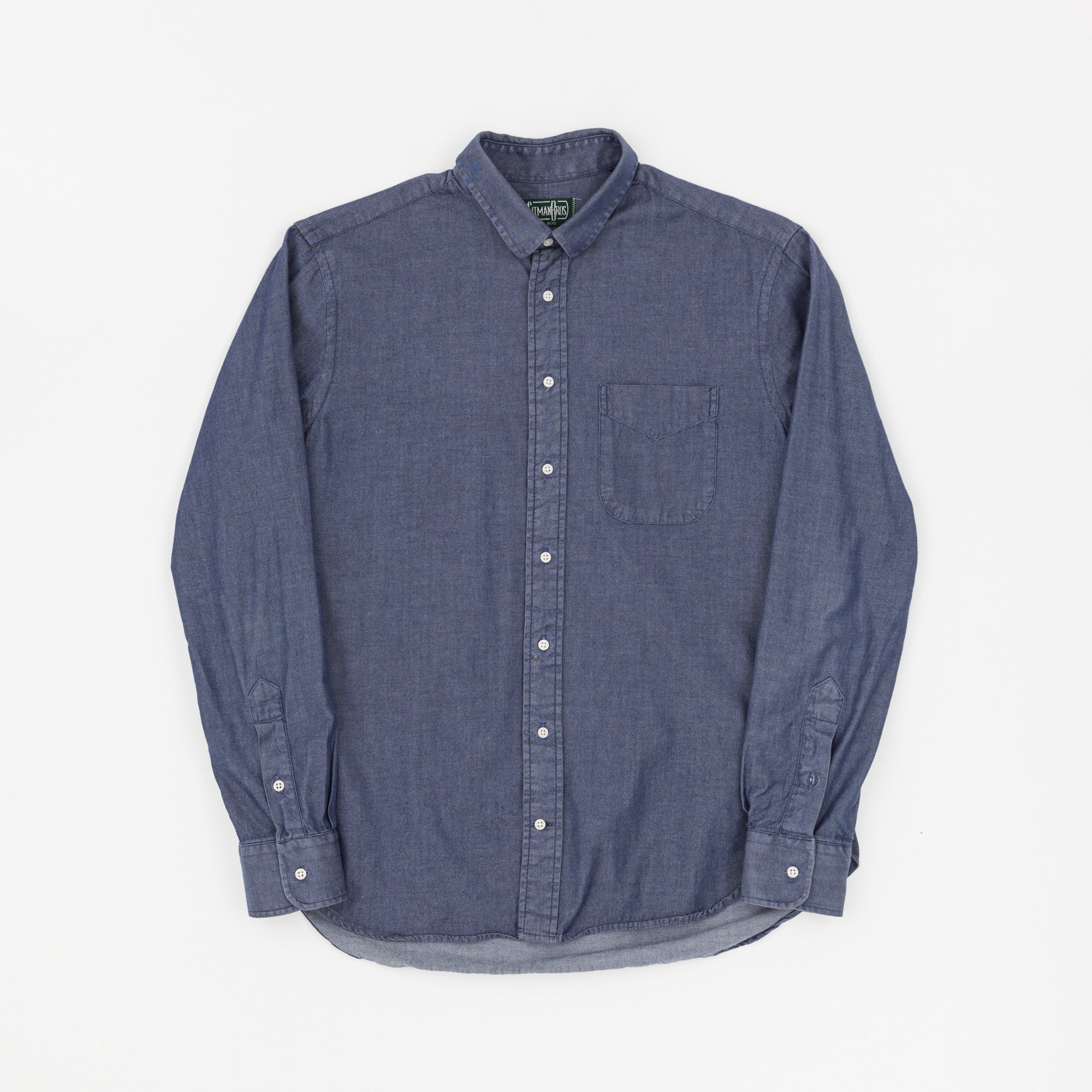 Gitman Vintage Chambray Shirt