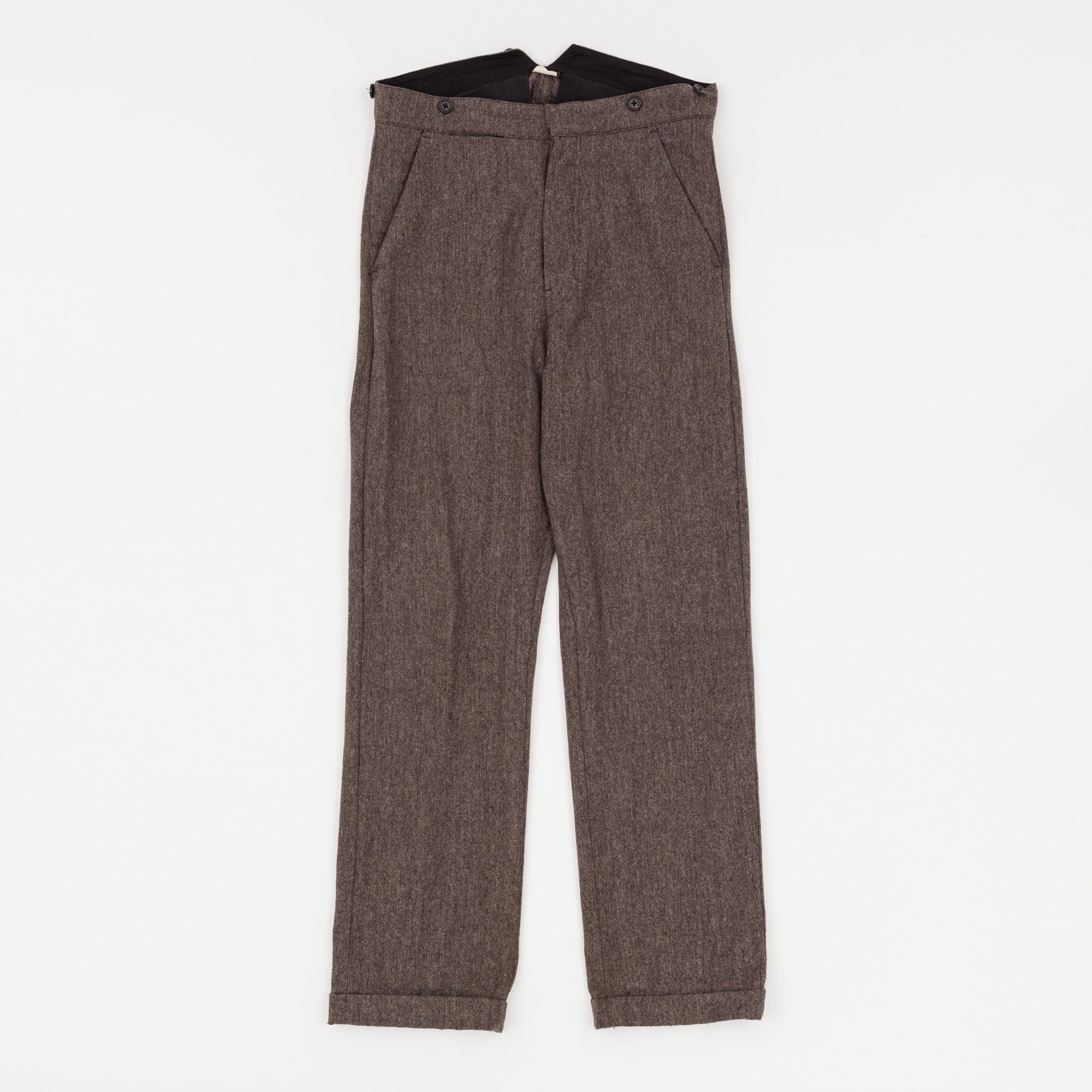 Levi's Vintage Clothing Wool Trousers
