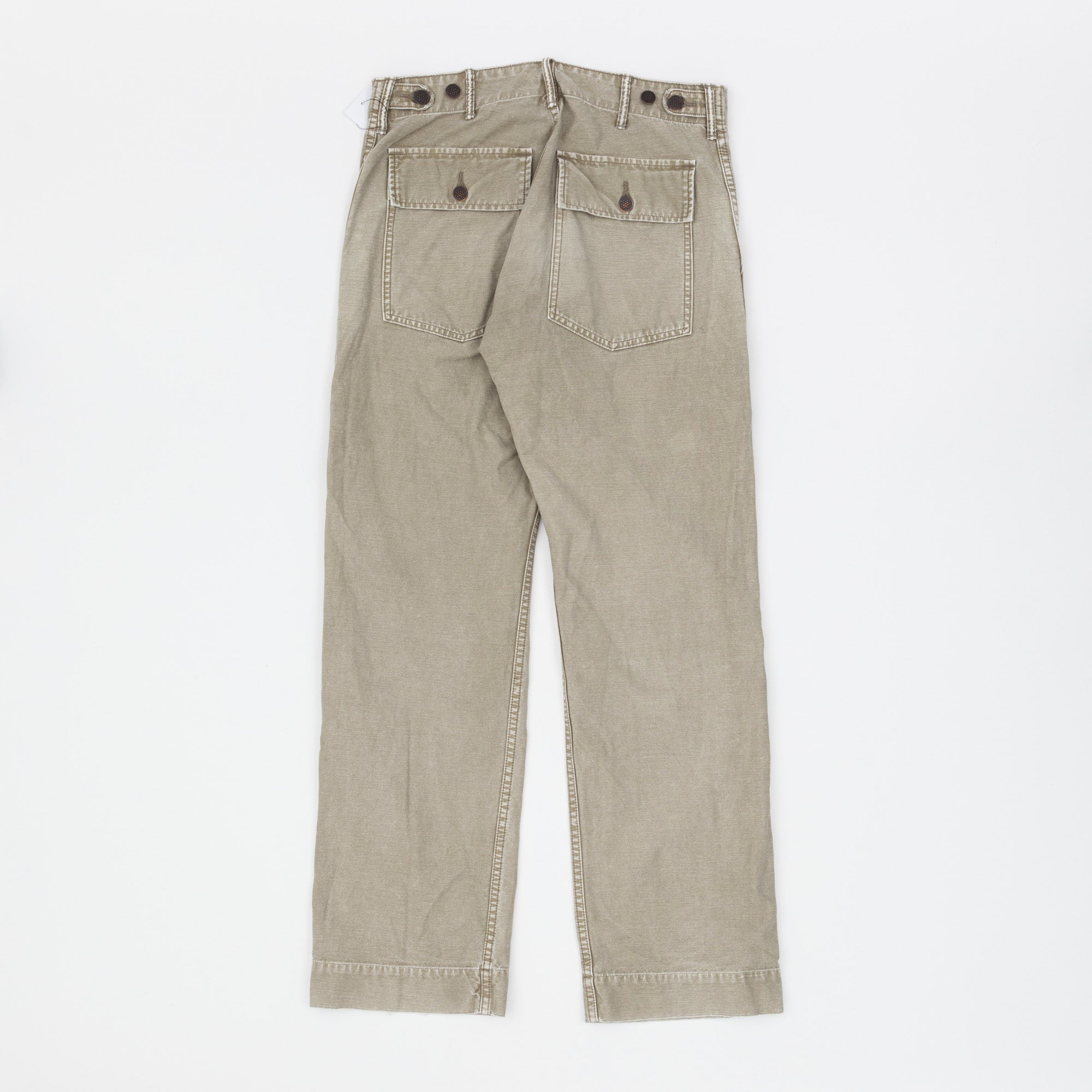 Herringbone Fatigue Pant
