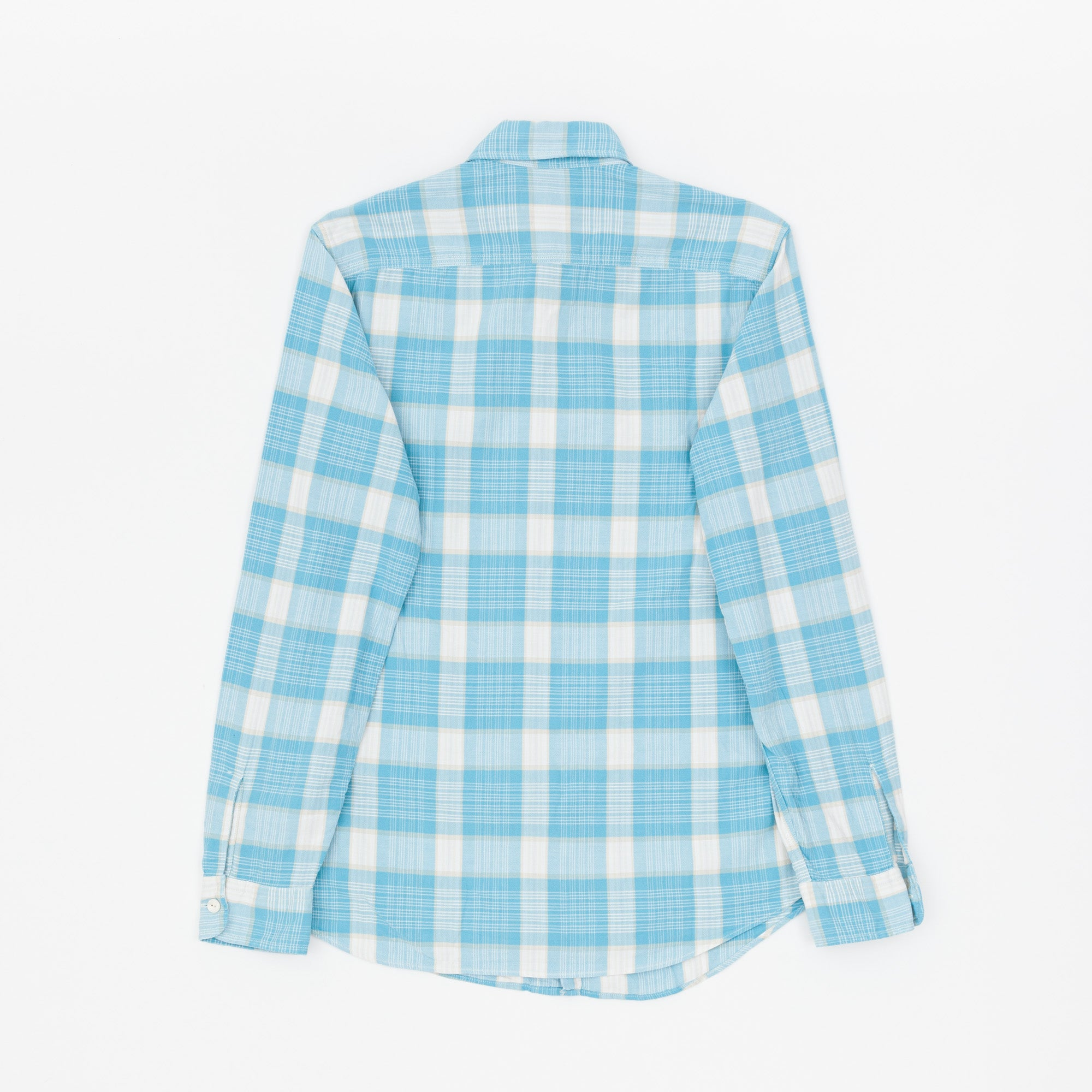 Plaid Check Work Shirt