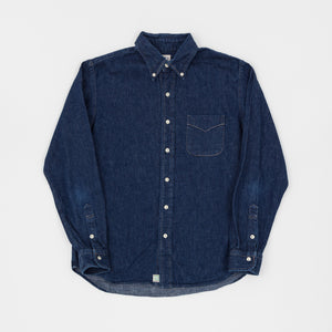 Orslow Single Pocket Denim Shirt