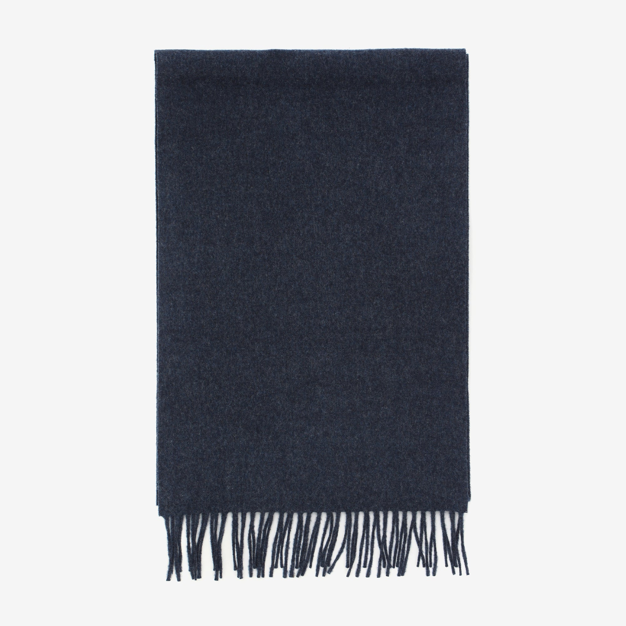 Brushed Escorial Scarf - Blue