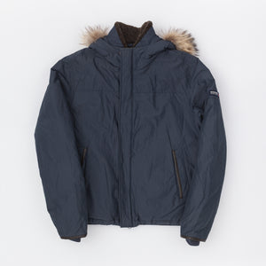Woolrich Down Hooded Parka