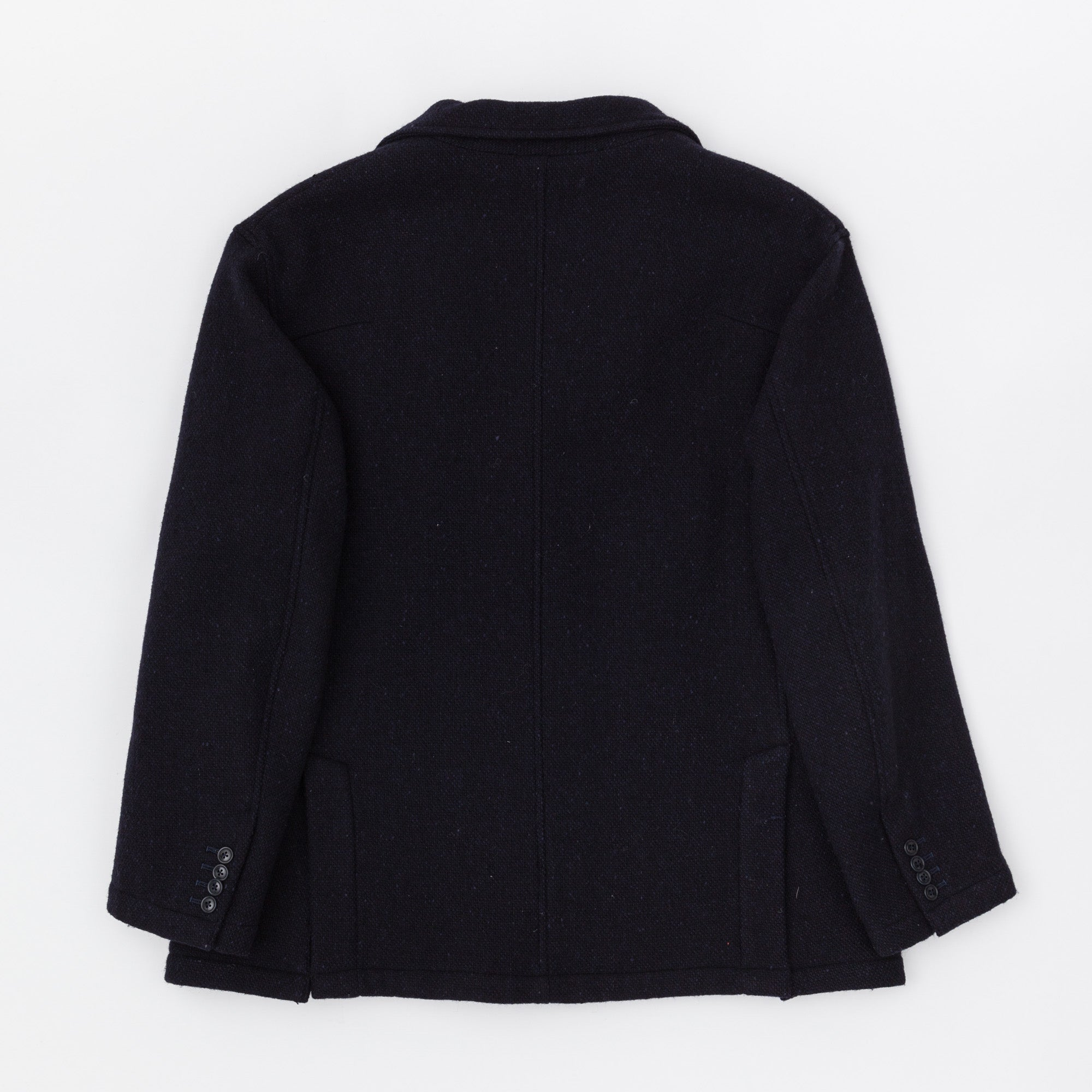 TS(S) Wool Three Button Jacket
