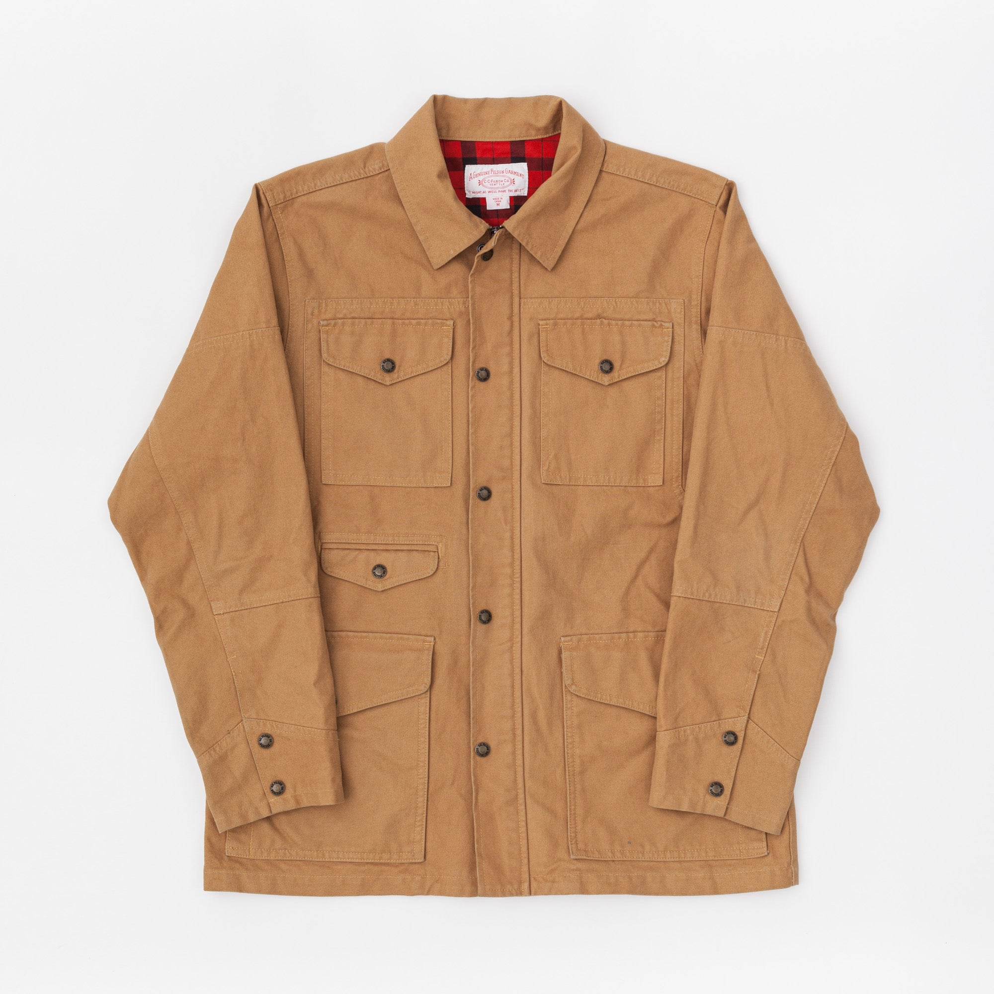 Filson Canvas Hunting Jacket