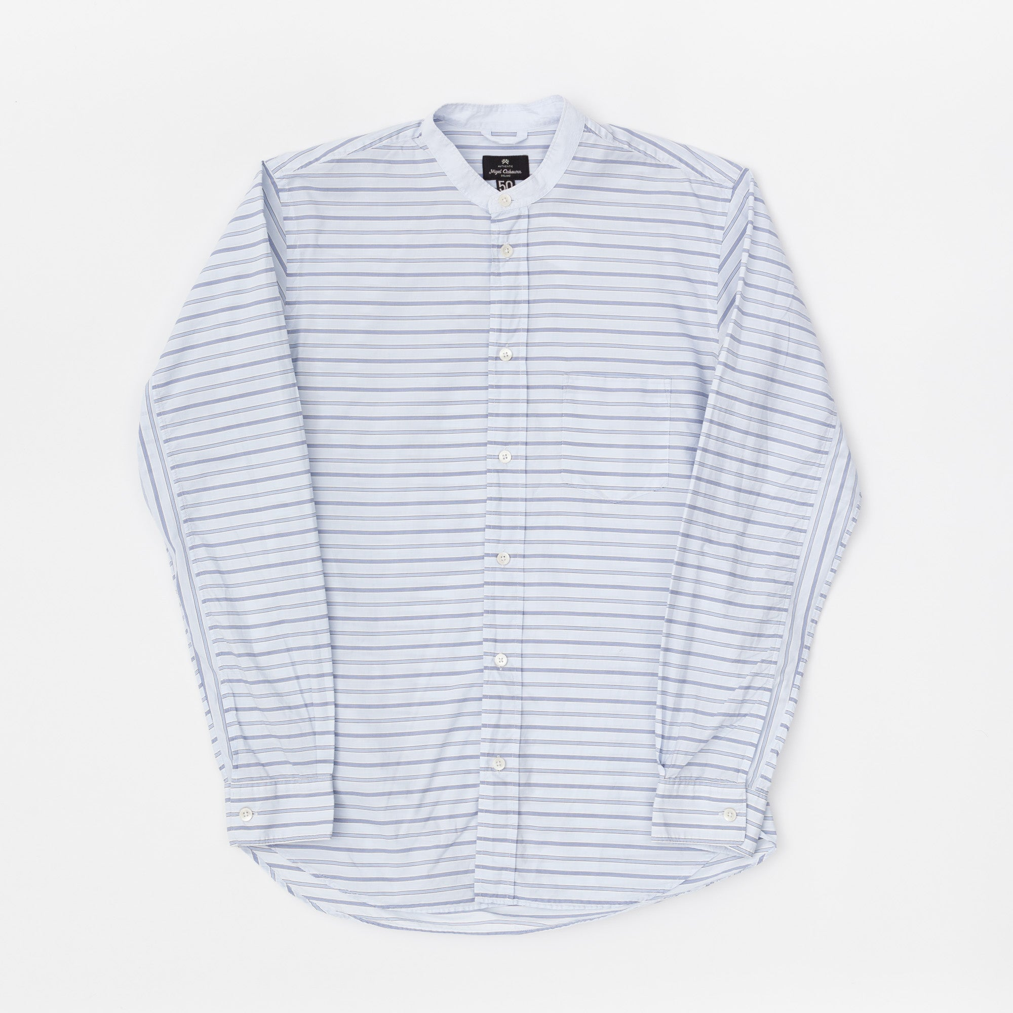 Nigel Cabourn Tunic Shirt