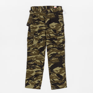 The Real McCoy's Tiger Camo Pant