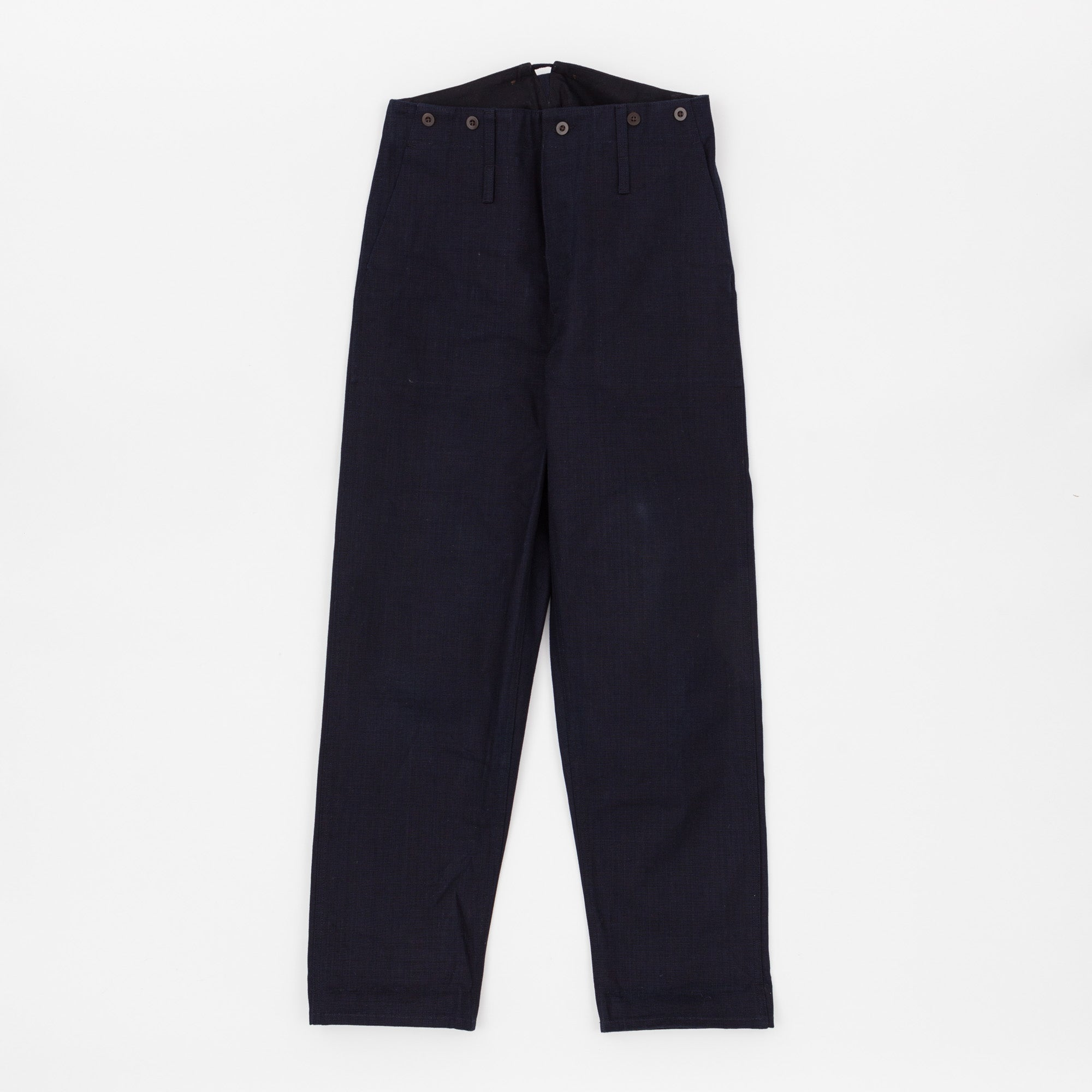 Heavy Canvas Trousers