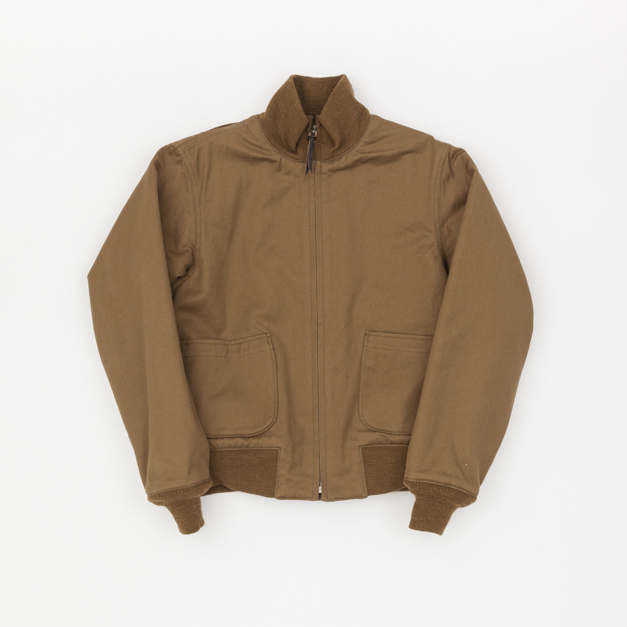 The Real McCoy's Tanker Jacket
