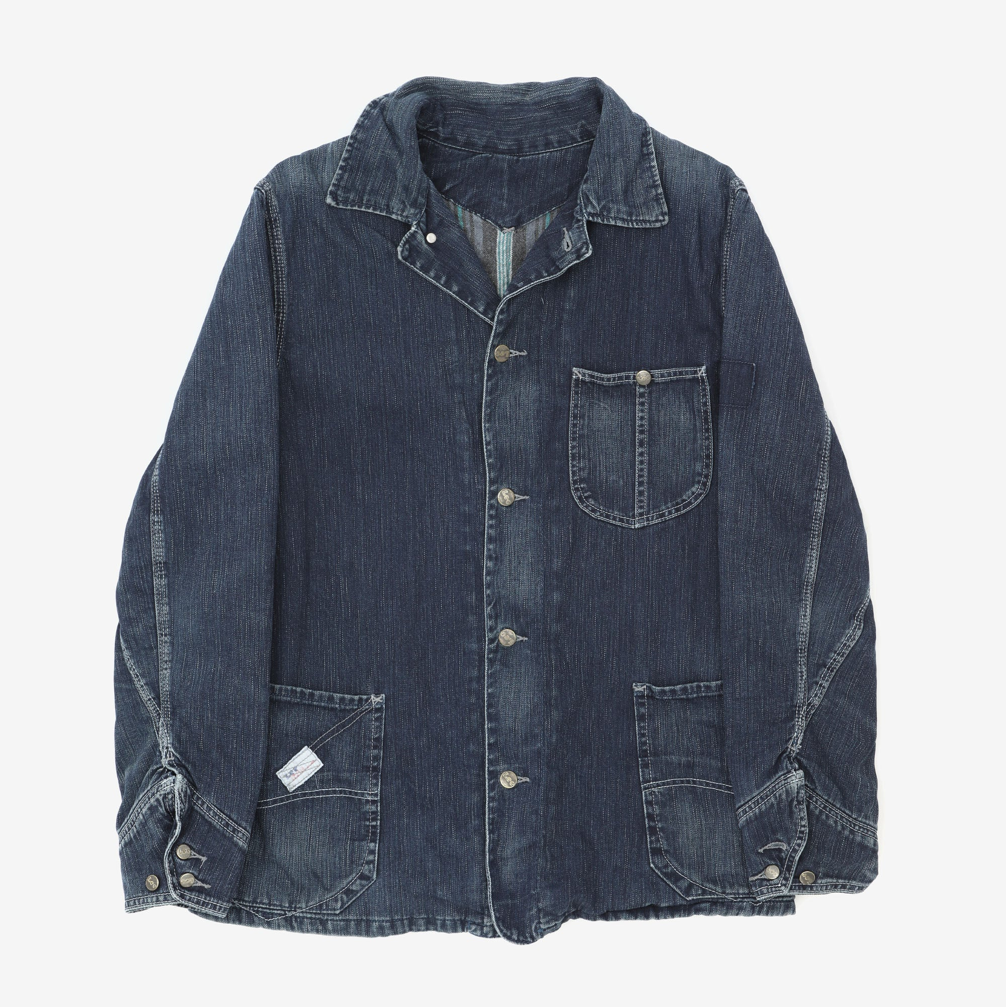 Wool Lined Loco Jacket