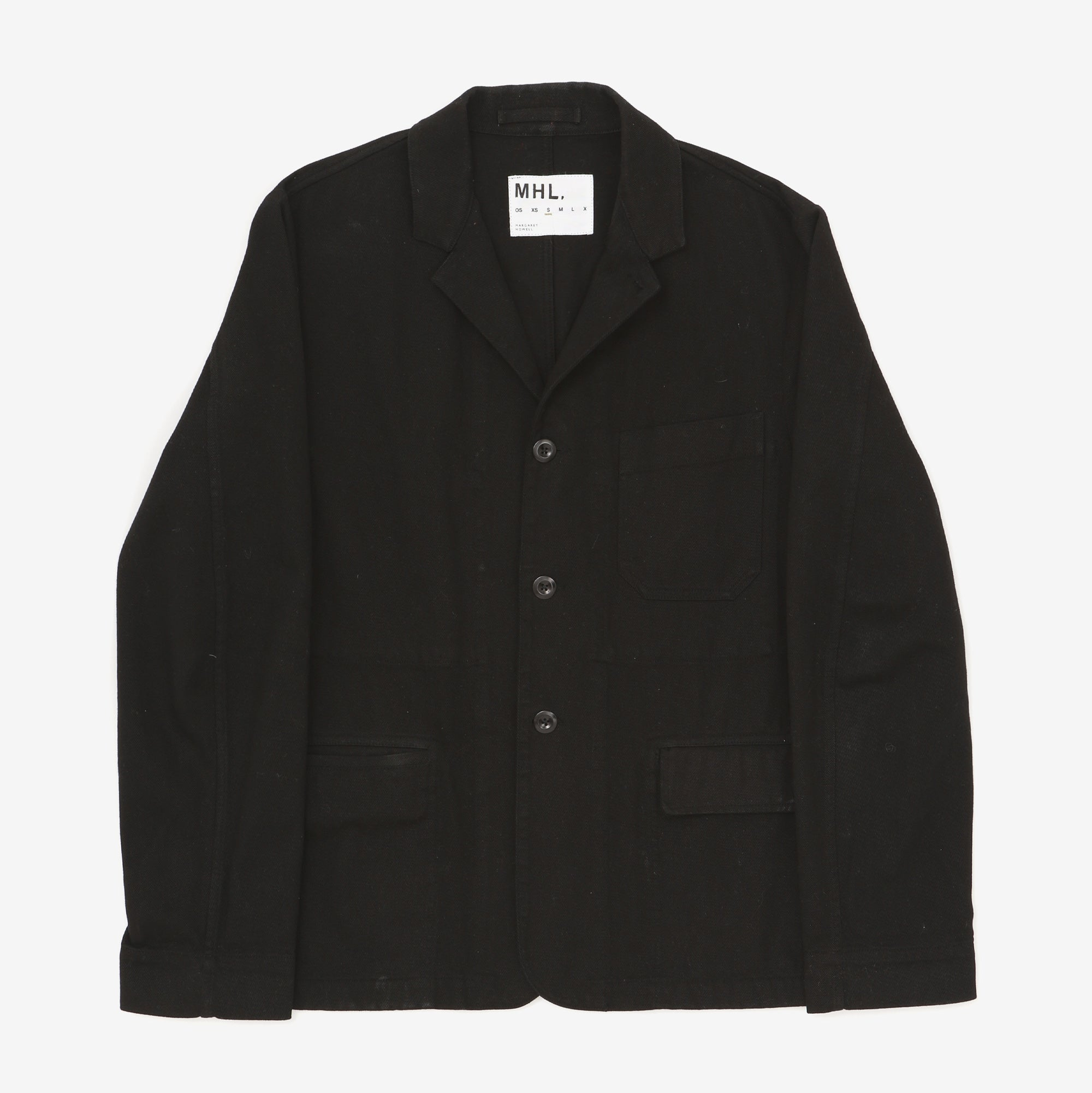 Durable Cotton Staff Jacket