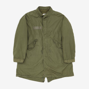 U.S Army Cold Weather Hoodless Parka