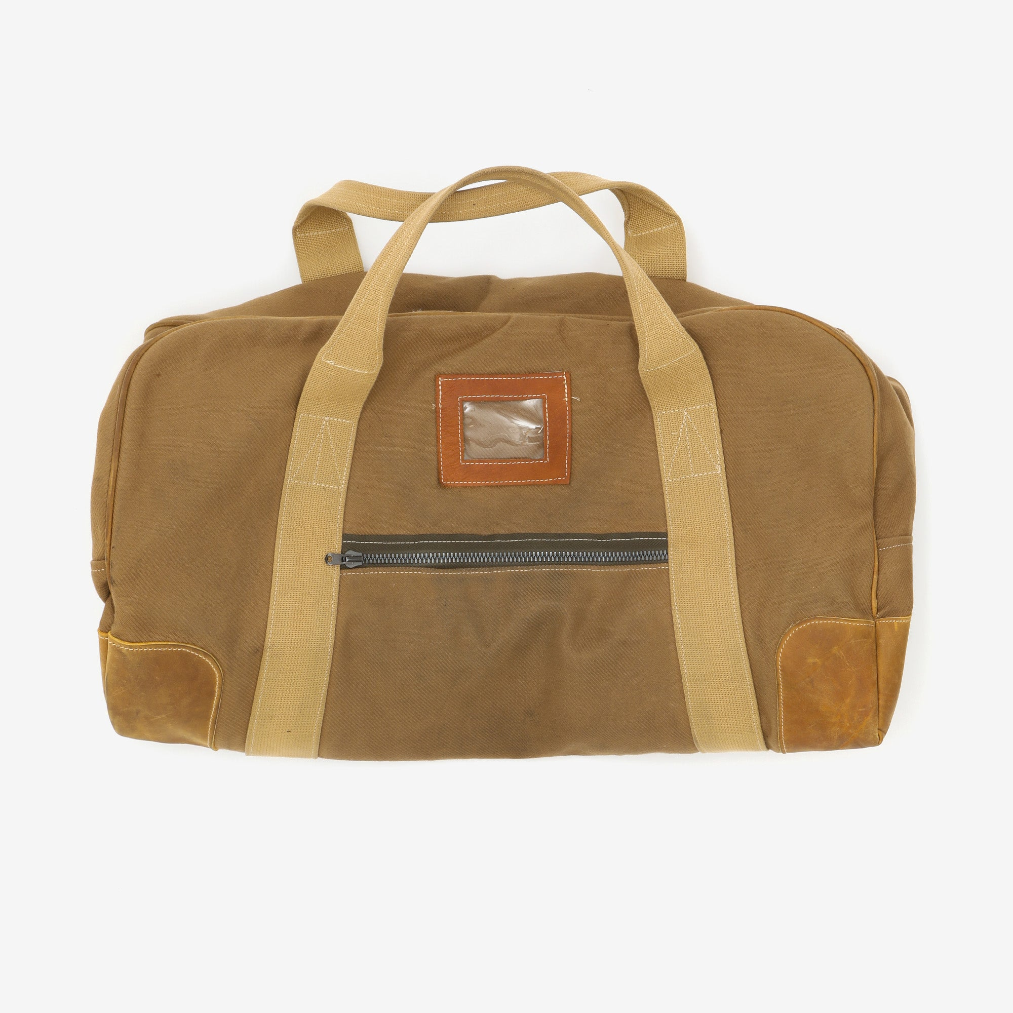 RAF Large Canvas Holdall & Book