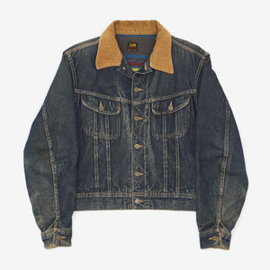 Lee Storm Rider Blanket Lined Denim Jacket