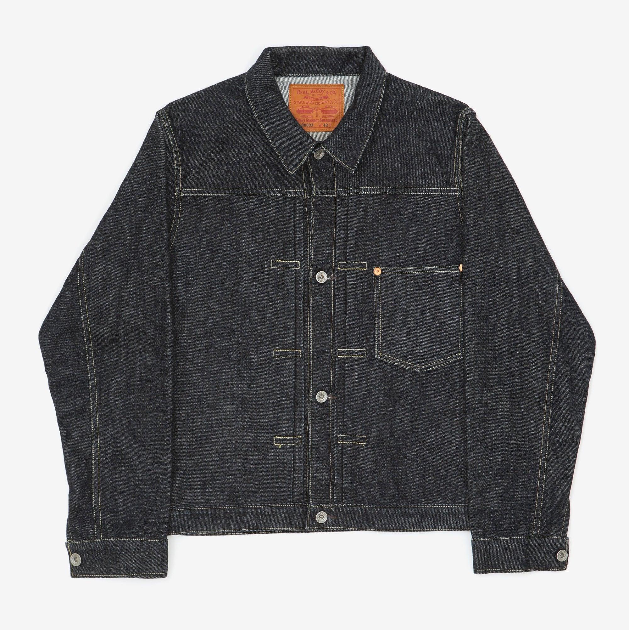 Lot S003J Denim Jacket