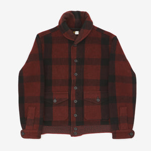 CCC Checked Wool Jacket