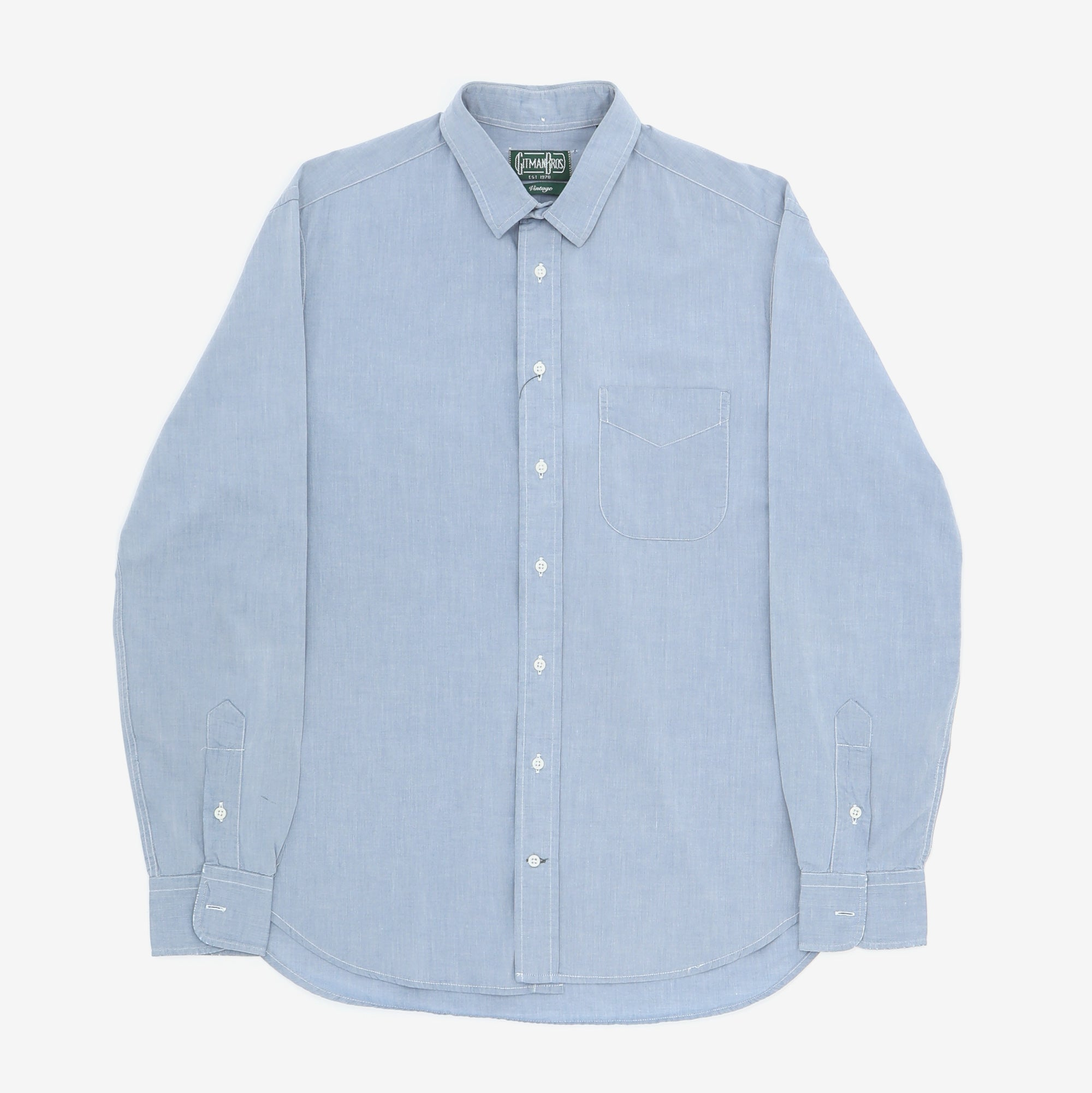 Chambray BD Shirt