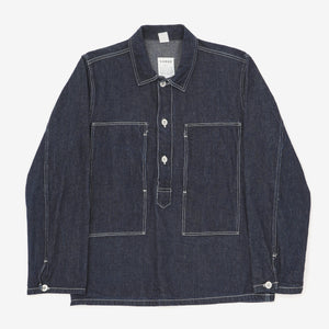 The Real McCoy's / U.S Navy Denim Pullover