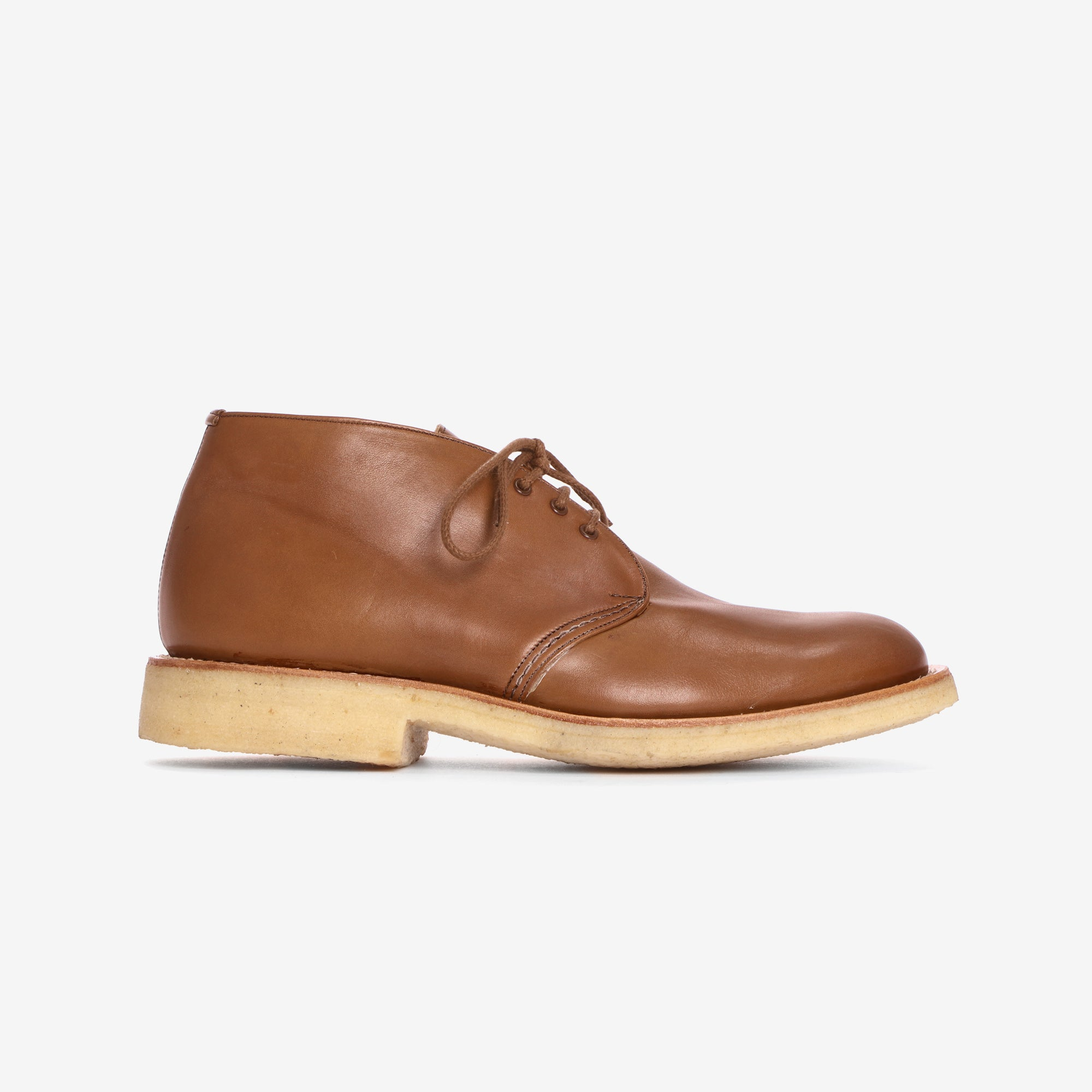 Tricker's x Margaret Howell Leather Chukka Boots