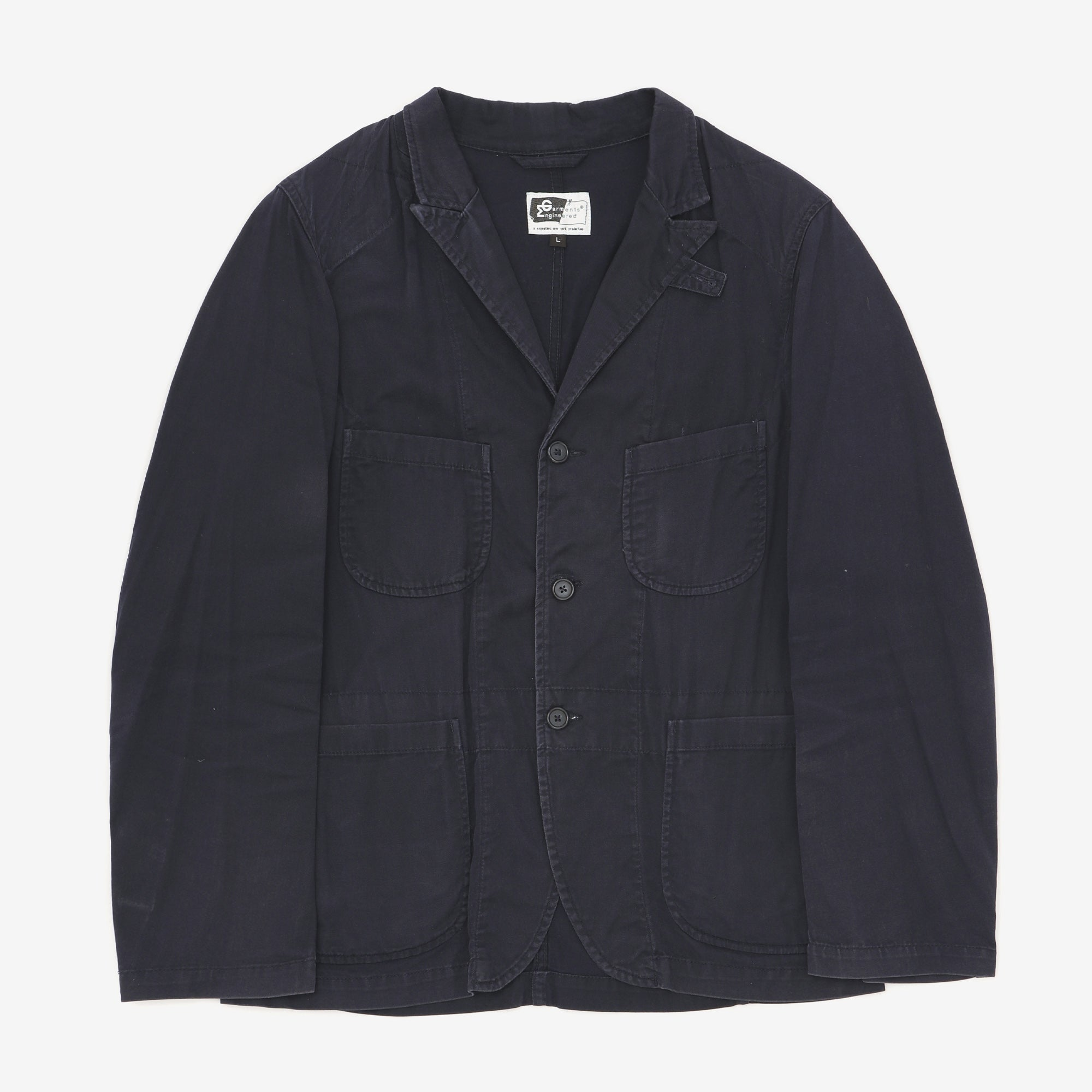 Cotton Bedford Jacket
