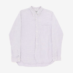 Workaday Striped Oxford Shirt
