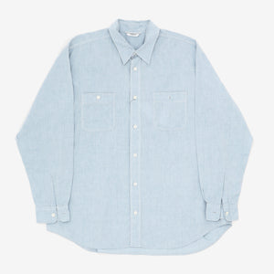 Lightweight Chambray Work Shirt
