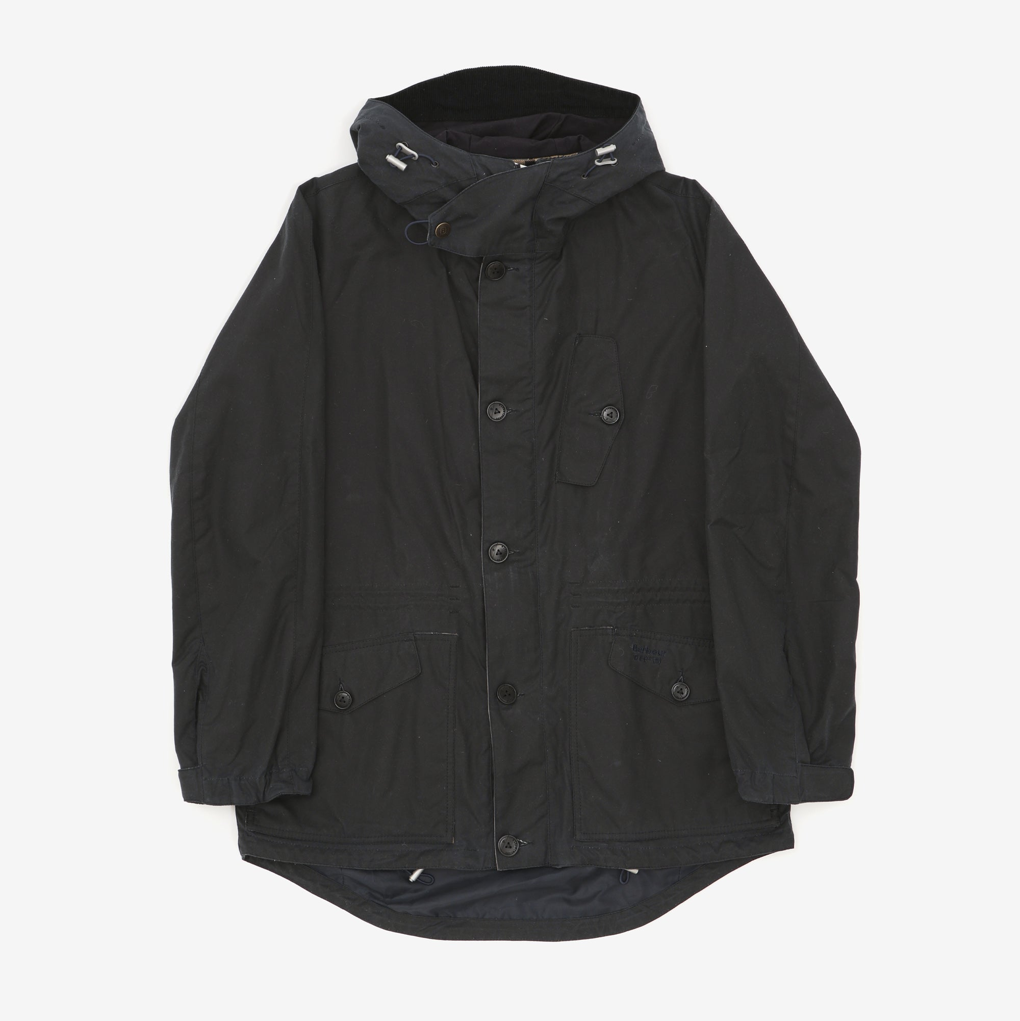 Barbour Debt (B) Technical Parka