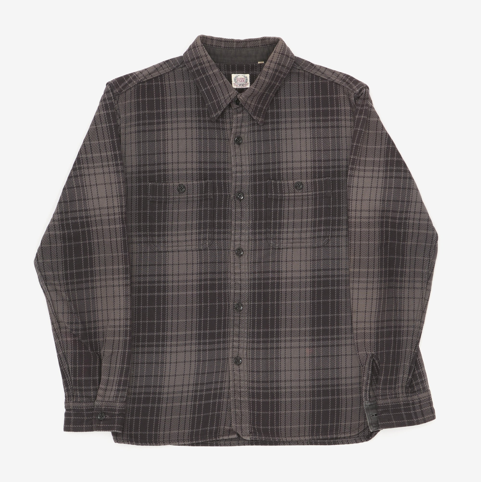Glory Park Plaid Work Shirt