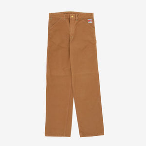 Canvas Painter Pant