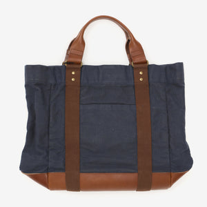 Abingdon Waxed Canvas Tote Bag