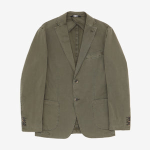Stretch Cotton Sport Coat