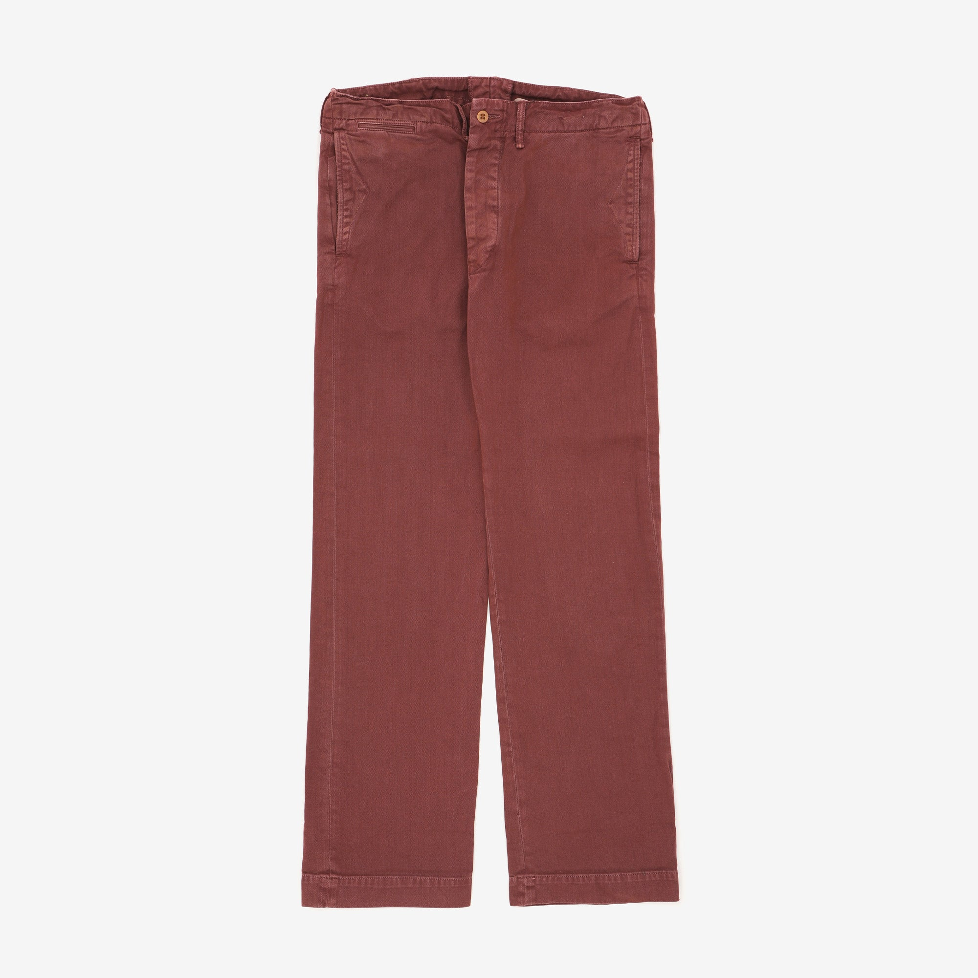 Cotton Officers Chino