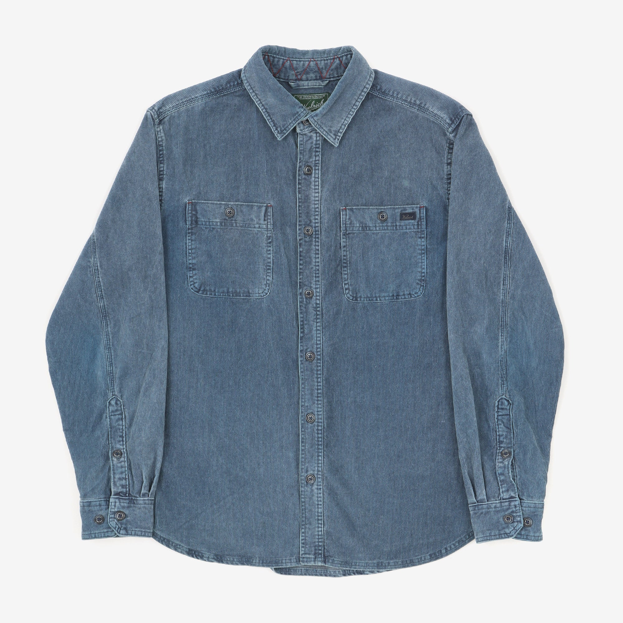 Corduroy Work Shirt